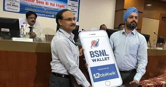 bsnl-mobikwik-wallet cashback offer diwali