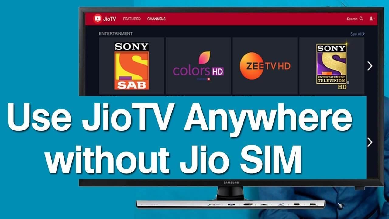 JioTV वेब version क्यों नही चल रहा है ? जानिए विस्तार से 1