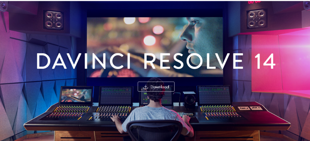 davinci resolver vdeo editing