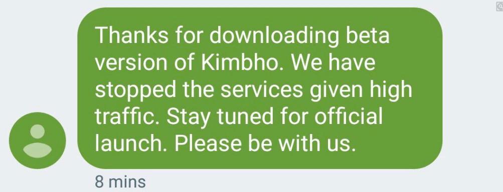 kimbho apps