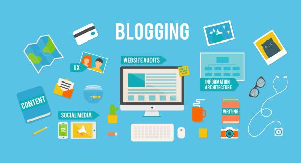 blogging ke fayde
