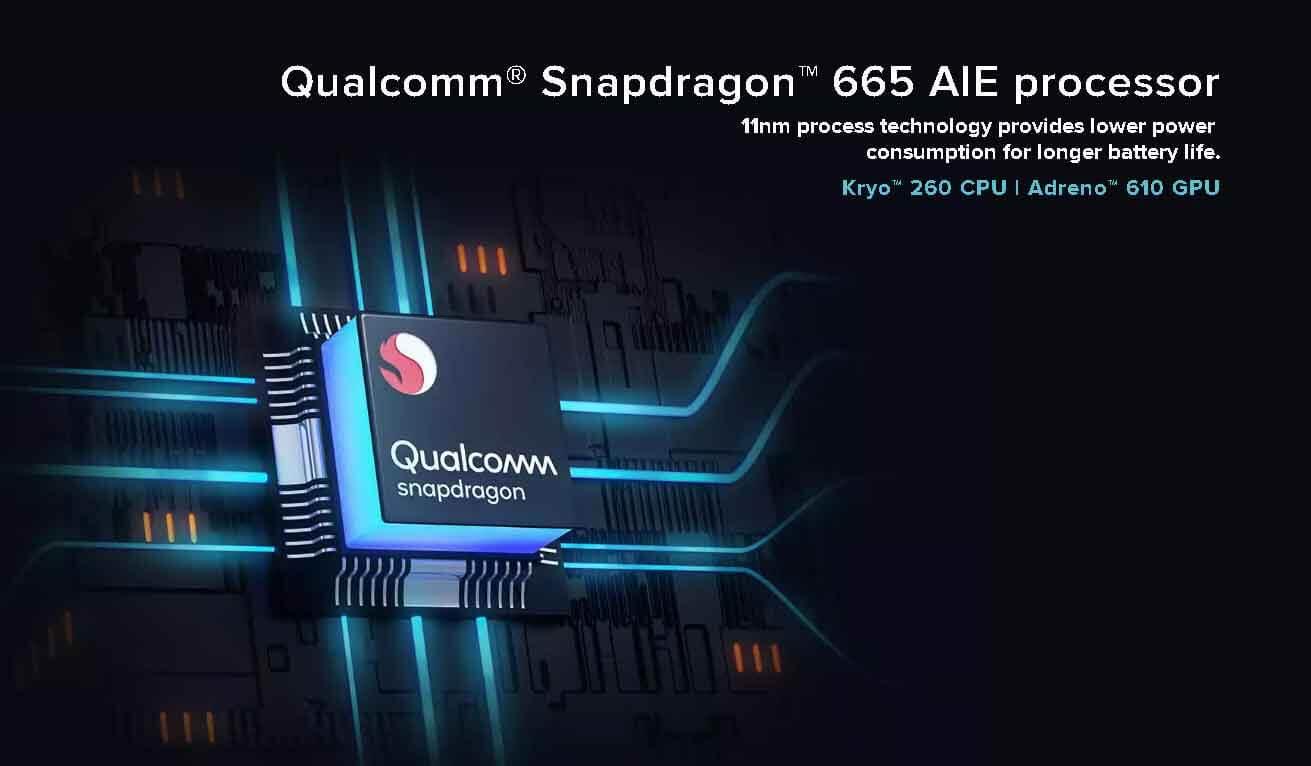 mi a3 processor