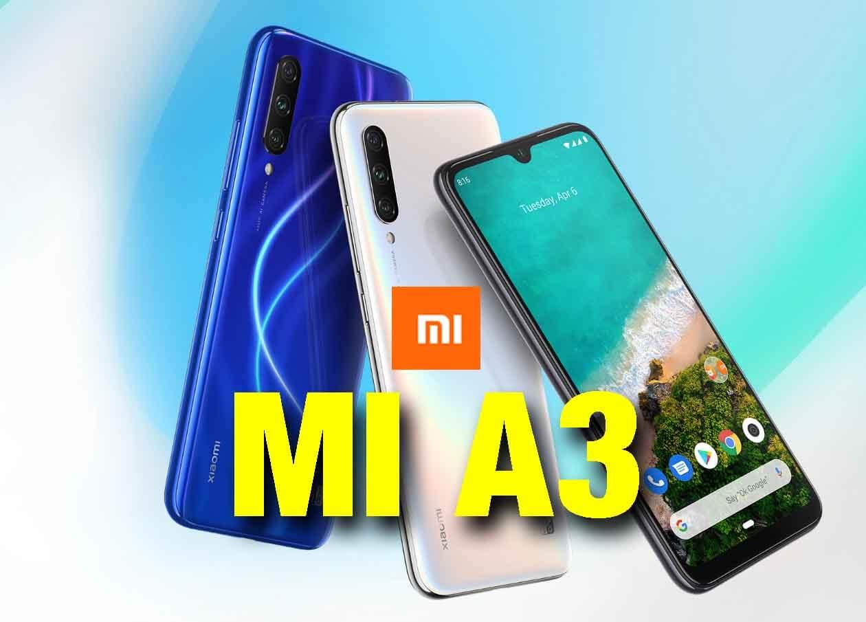 mi a3 specification