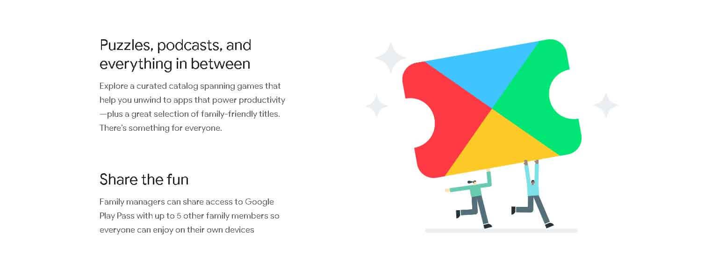 google play pass kya hai