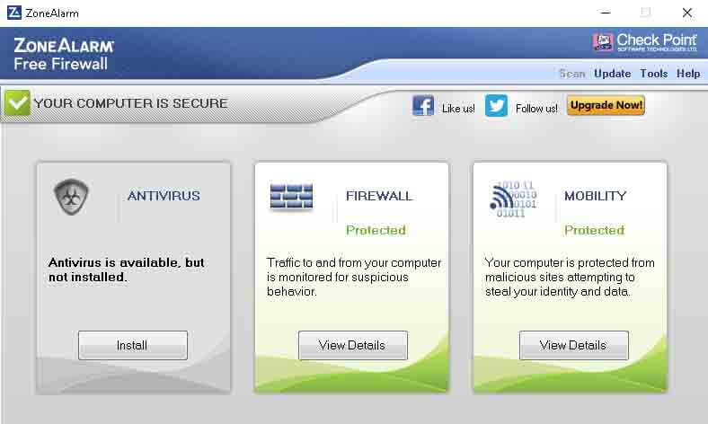 firewall kise kahate hain